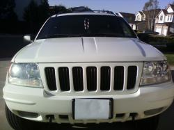 sharkatacks 2000 Jeep Grand Cherokee
