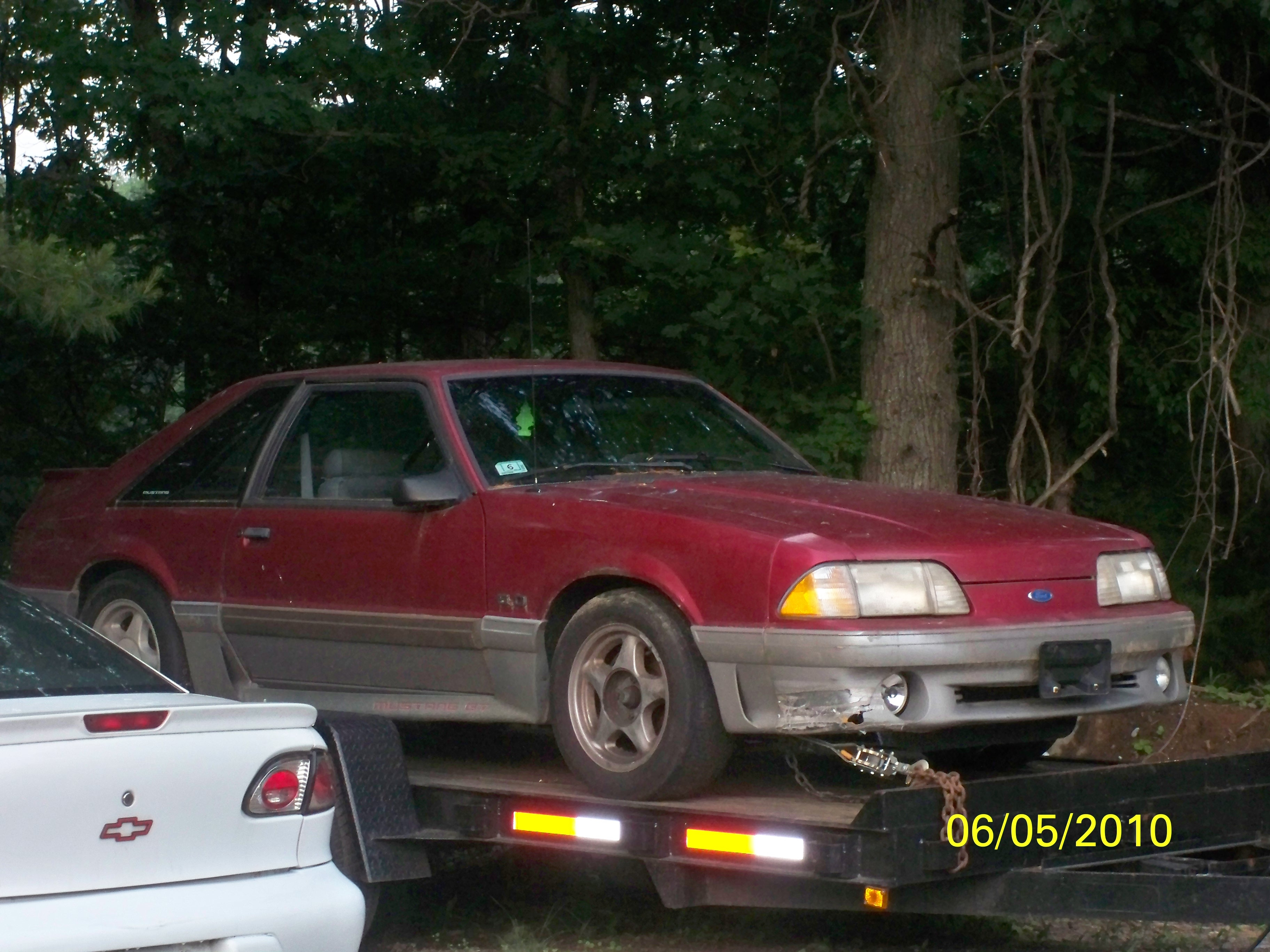 Another Bugeyebug 1993 Ford Mustang post... - 14781562