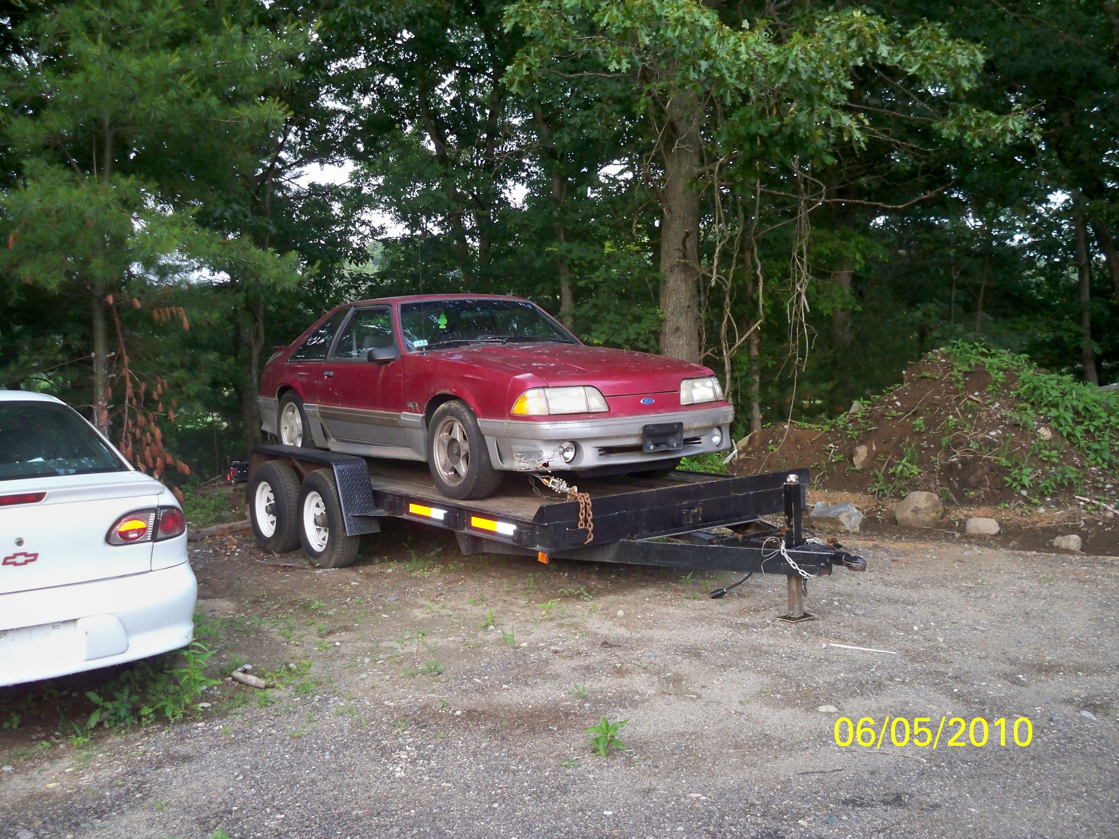 Another Bugeyebug 1993 Ford Mustang post... - 14781563