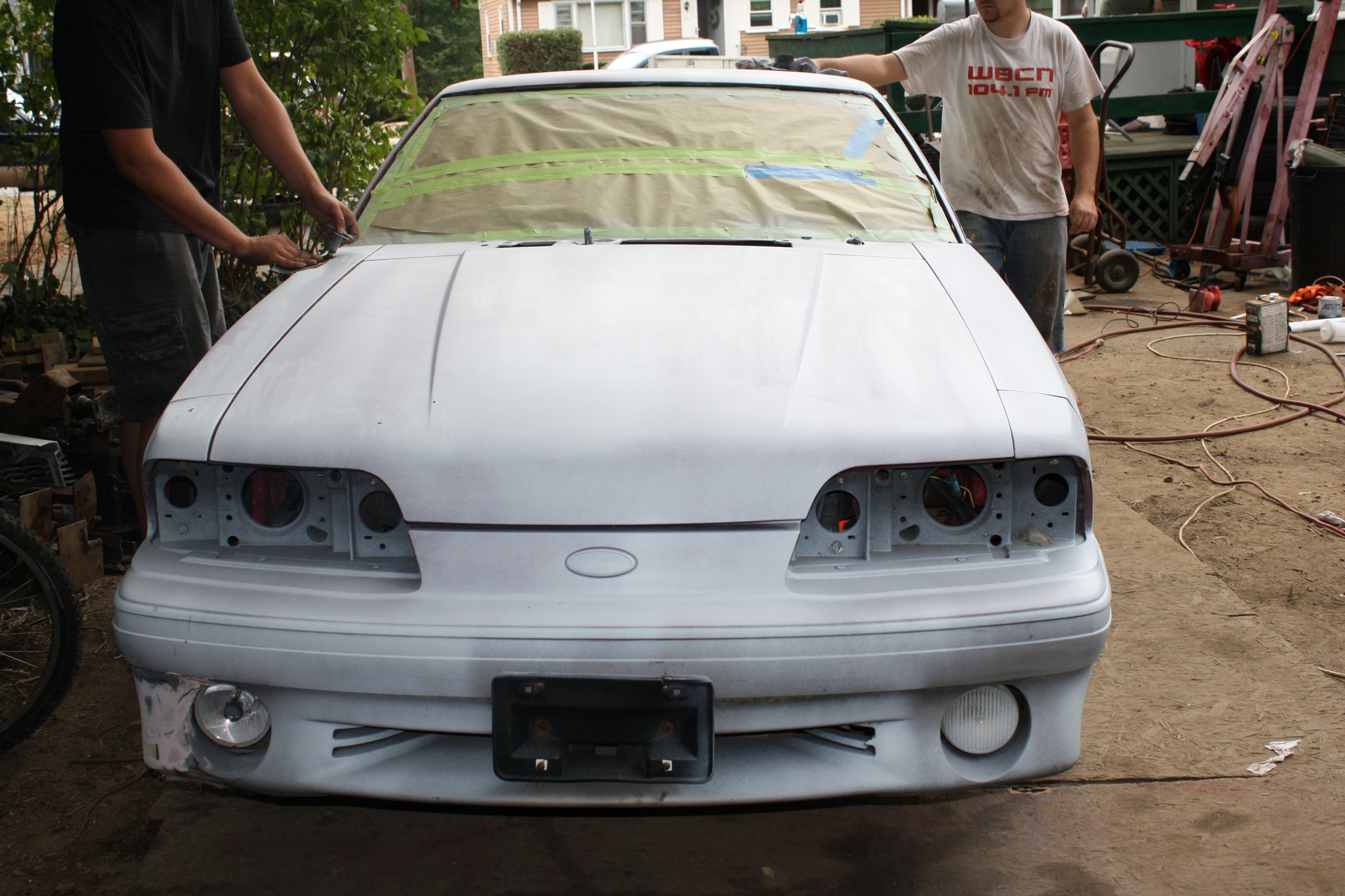 Another Bugeyebug 1993 Ford Mustang post... - 14781566