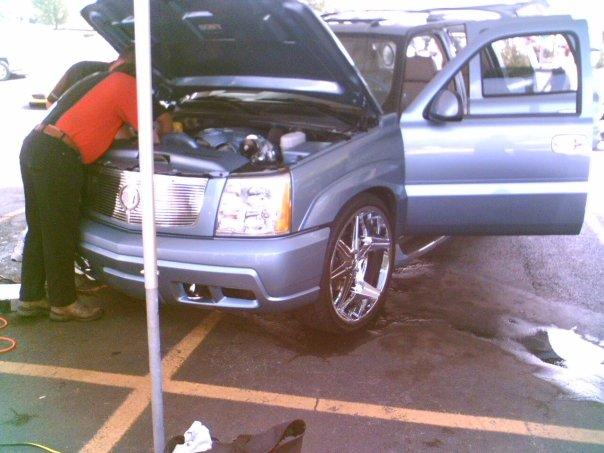 Another OleSkoolToo 2002 Cadillac Escalade post... - 14784546