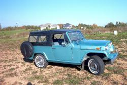 Paulsobj 1970 Jeep Commando