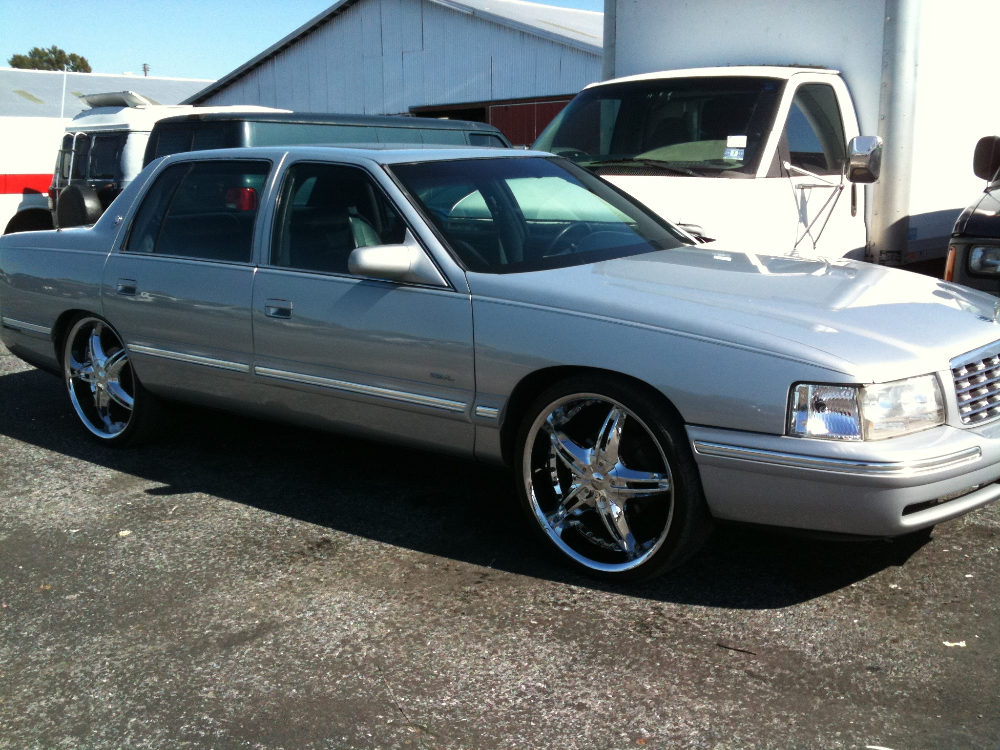 diamondy201 39 s 1998 cadillac deville sedan 4d in jersey nj. Cars Review. Best American Auto & Cars Review
