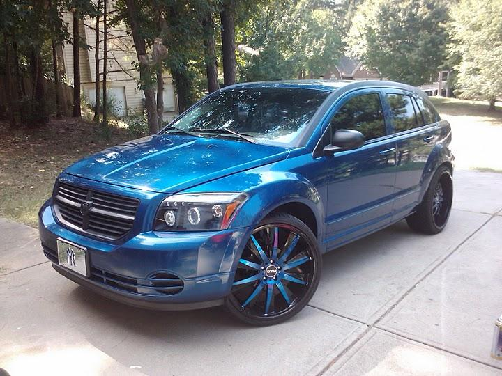Nitrodon 2009 Dodge Calibersxt Specs Photos Modification Info At