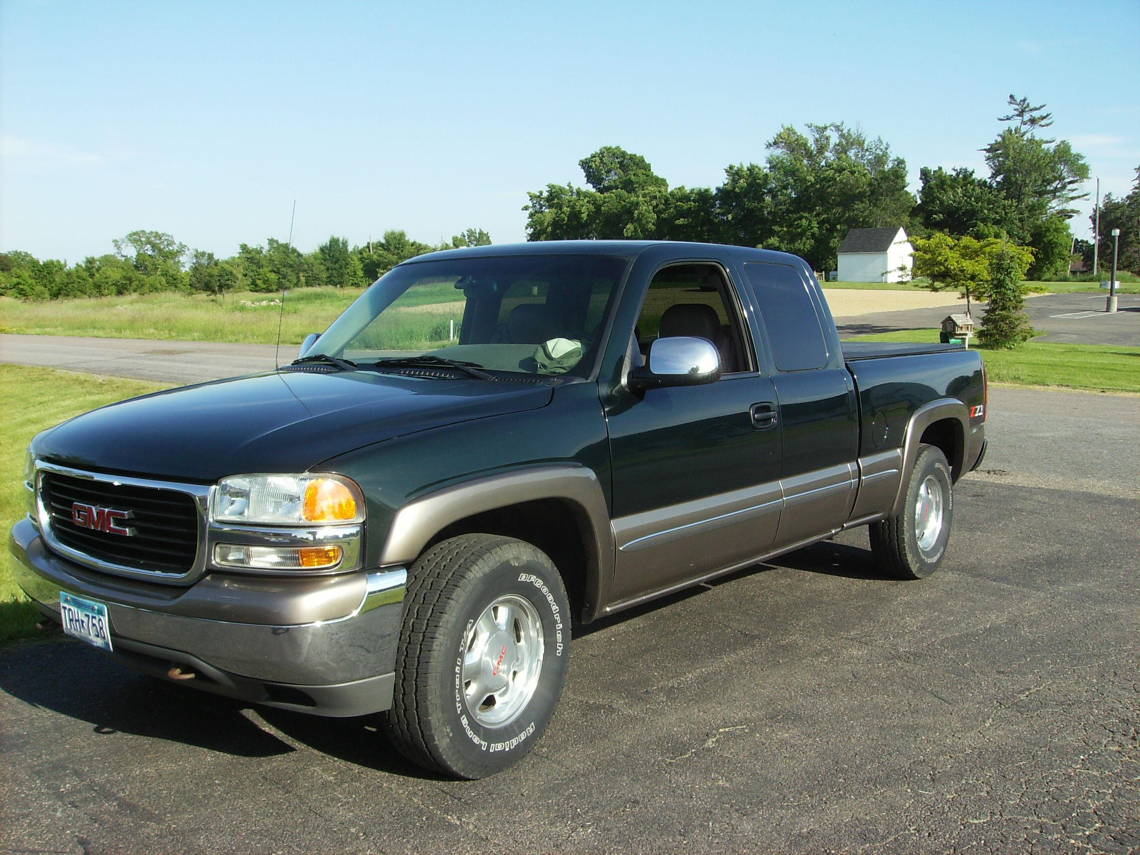 2002 Gmc Sierra 1500 Extended Cab View All 2002 Gmc