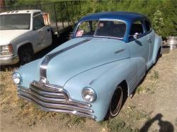 burnhamjd 1947 Pontiac Business Coupe