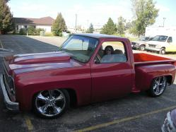 thepelon80s 1980 Chevrolet C/K Pick-Up