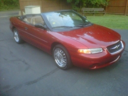 Supermanxr2s 2000 Chrysler Sebring