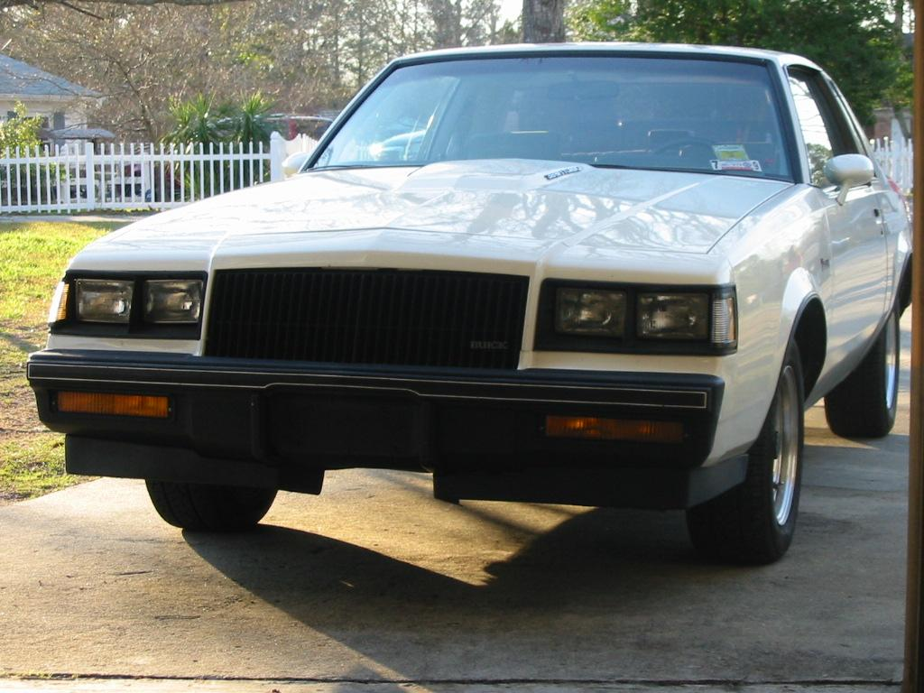 bigwillie67 1984 Buick Grand National Specs, Photos, Modification ...