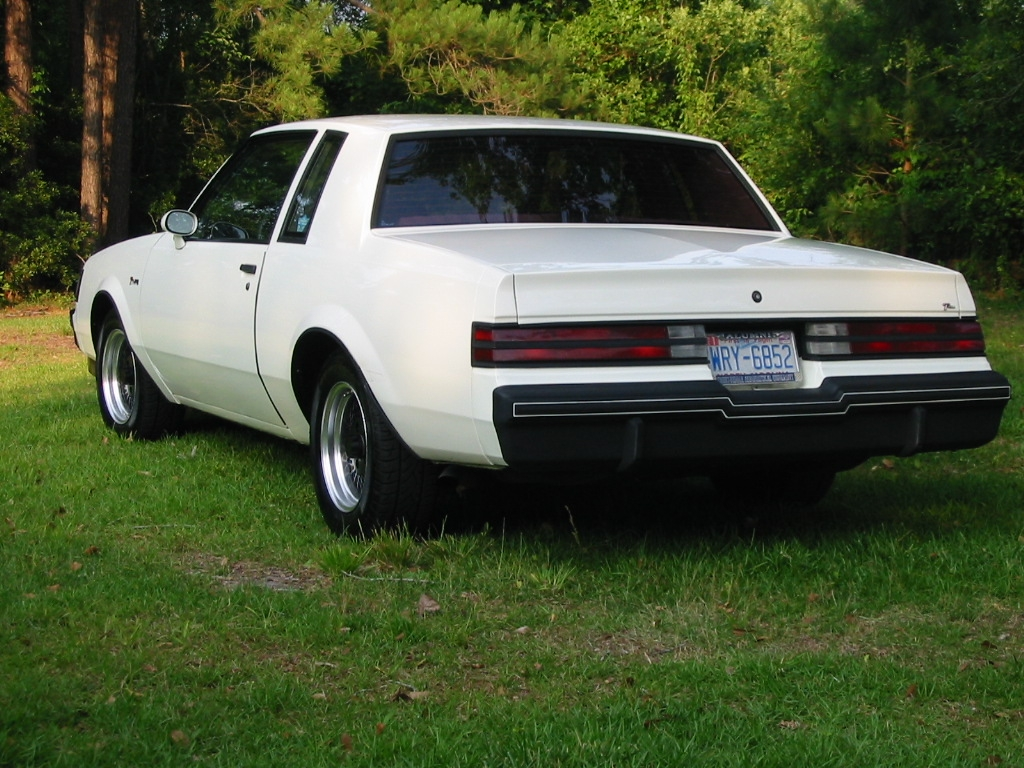 Bigwillie67 1984 Buick Grand National Specs Photos