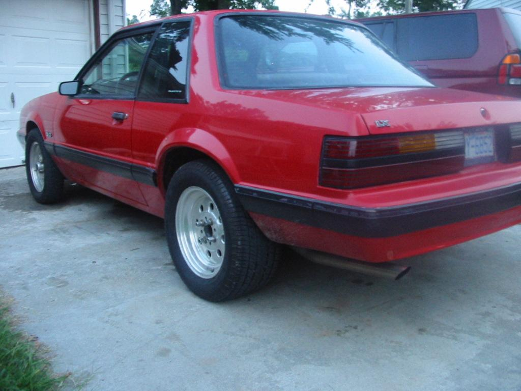 Another bigwillie67 1991 Ford Mustang post... - 17793414