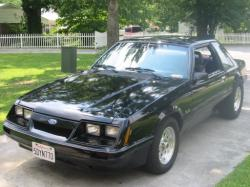 bigwillie67 1985 Ford Mustang