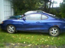 alexstaystrues 1999 Hyundai Tiburon