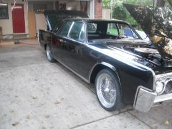 slccustoms1s 1962 Lincoln Continental