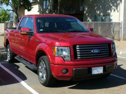 blueovalguy76s 2010 Ford F150 Super Cab