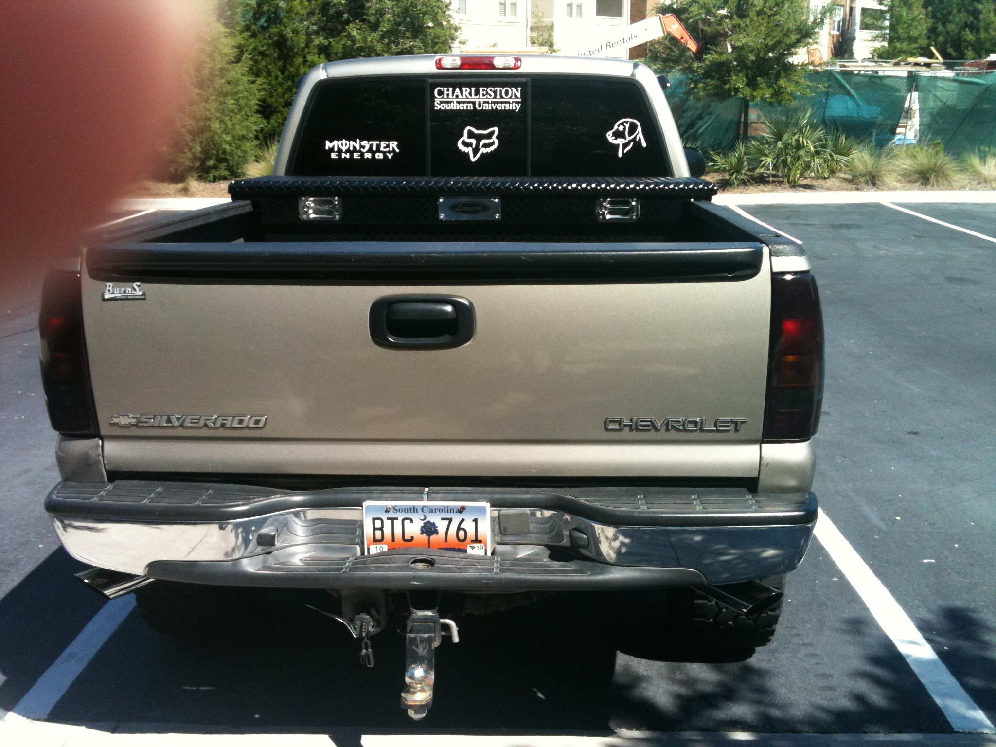 Another csu22rtaylor 2002 Chevrolet 1500 Extended Cab post... - 14788440