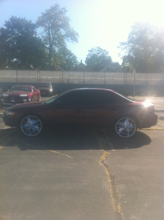 Another tryintostunt101 2003 Buick Regal post... - 14788919