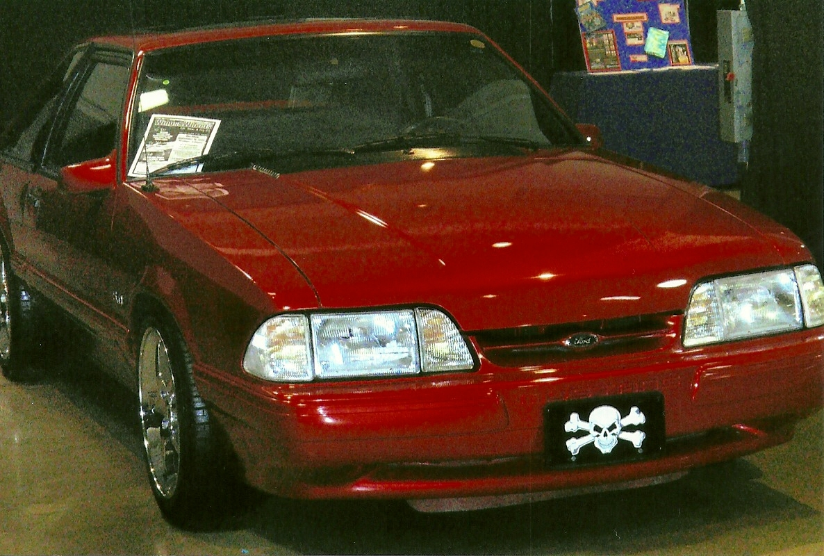 Another smokengray 1988 Ford Mustang post... - 14789251
