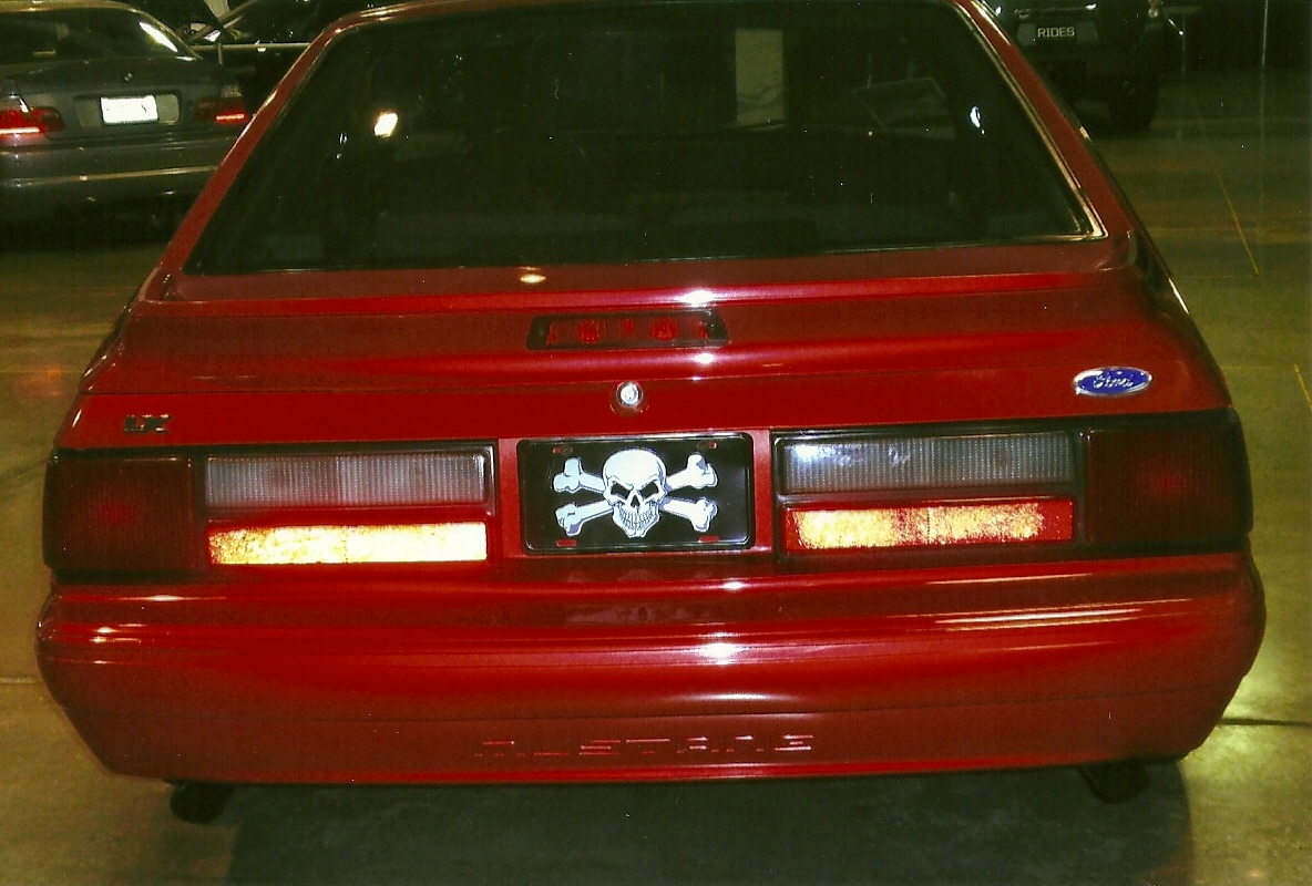 Another smokengray 1988 Ford Mustang post... - 14789252