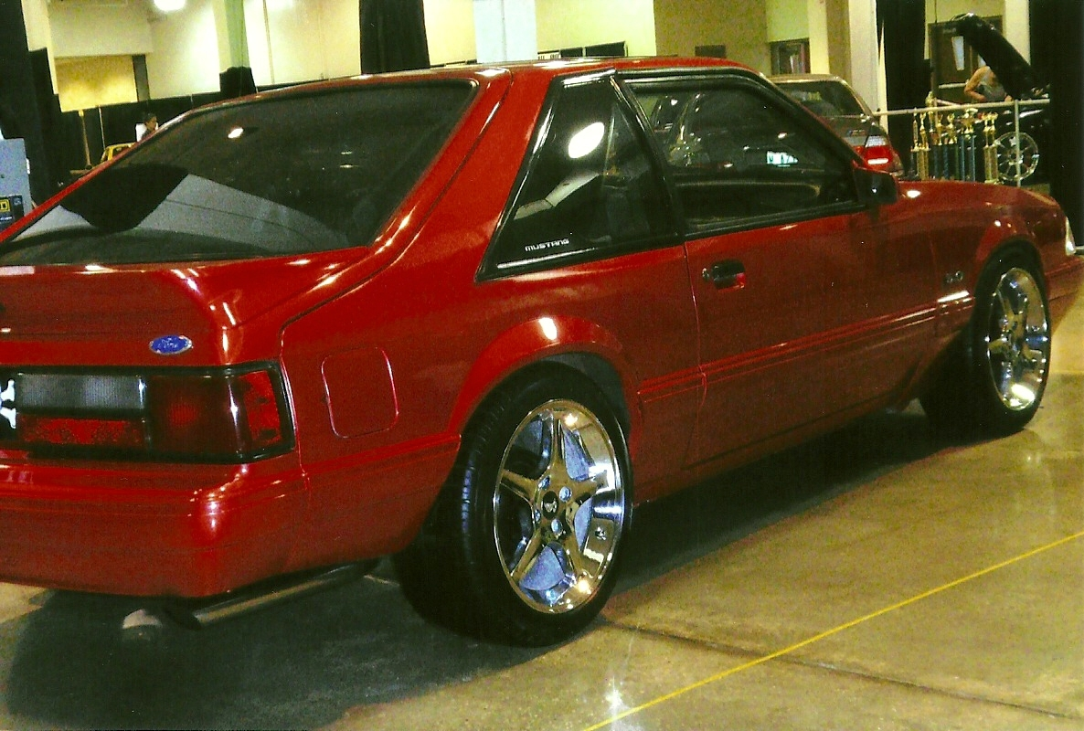 Another smokengray 1988 Ford Mustang post... - 14789253