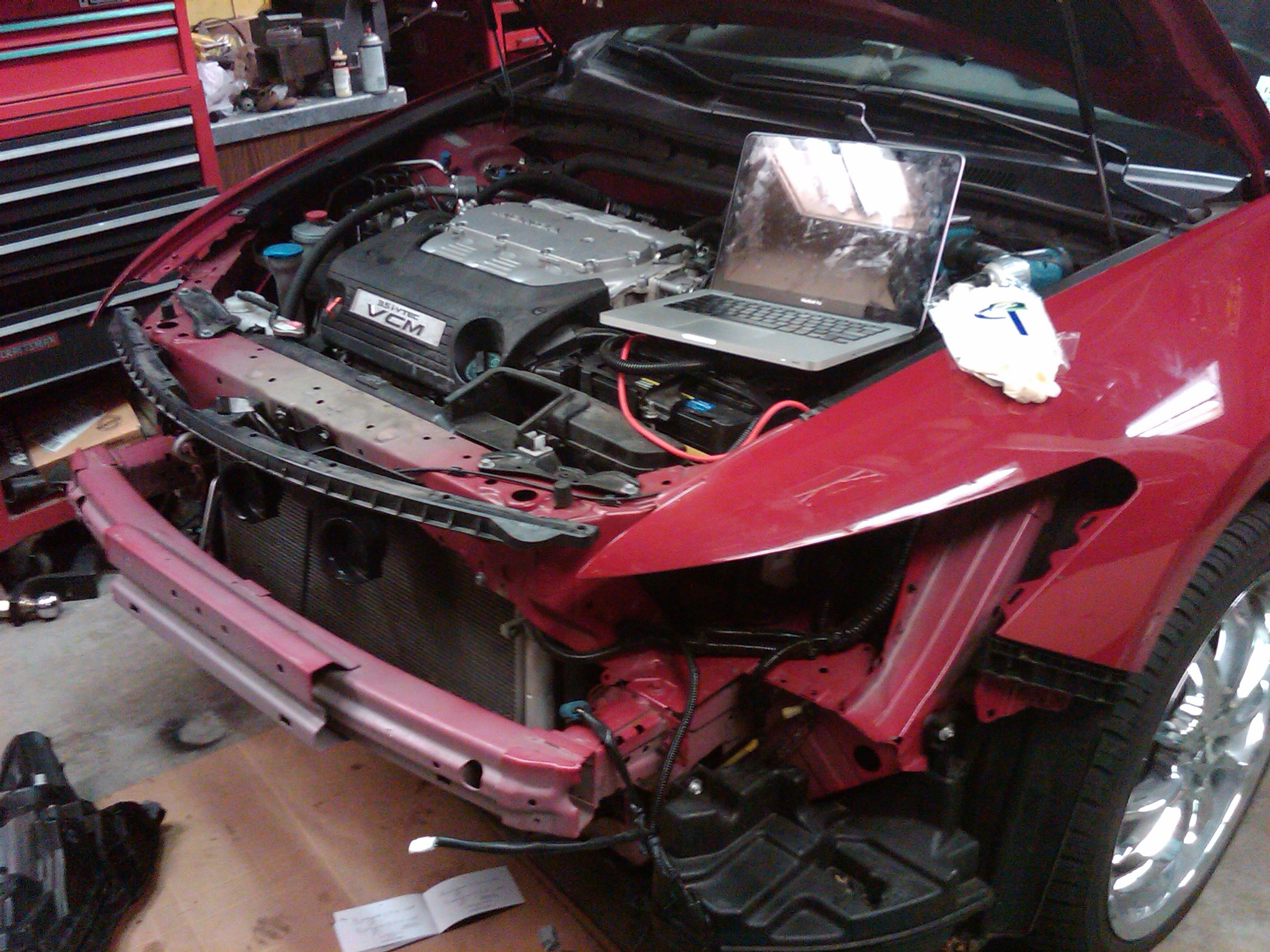 Another Bub022 2008 Honda Accord post... - 14786879