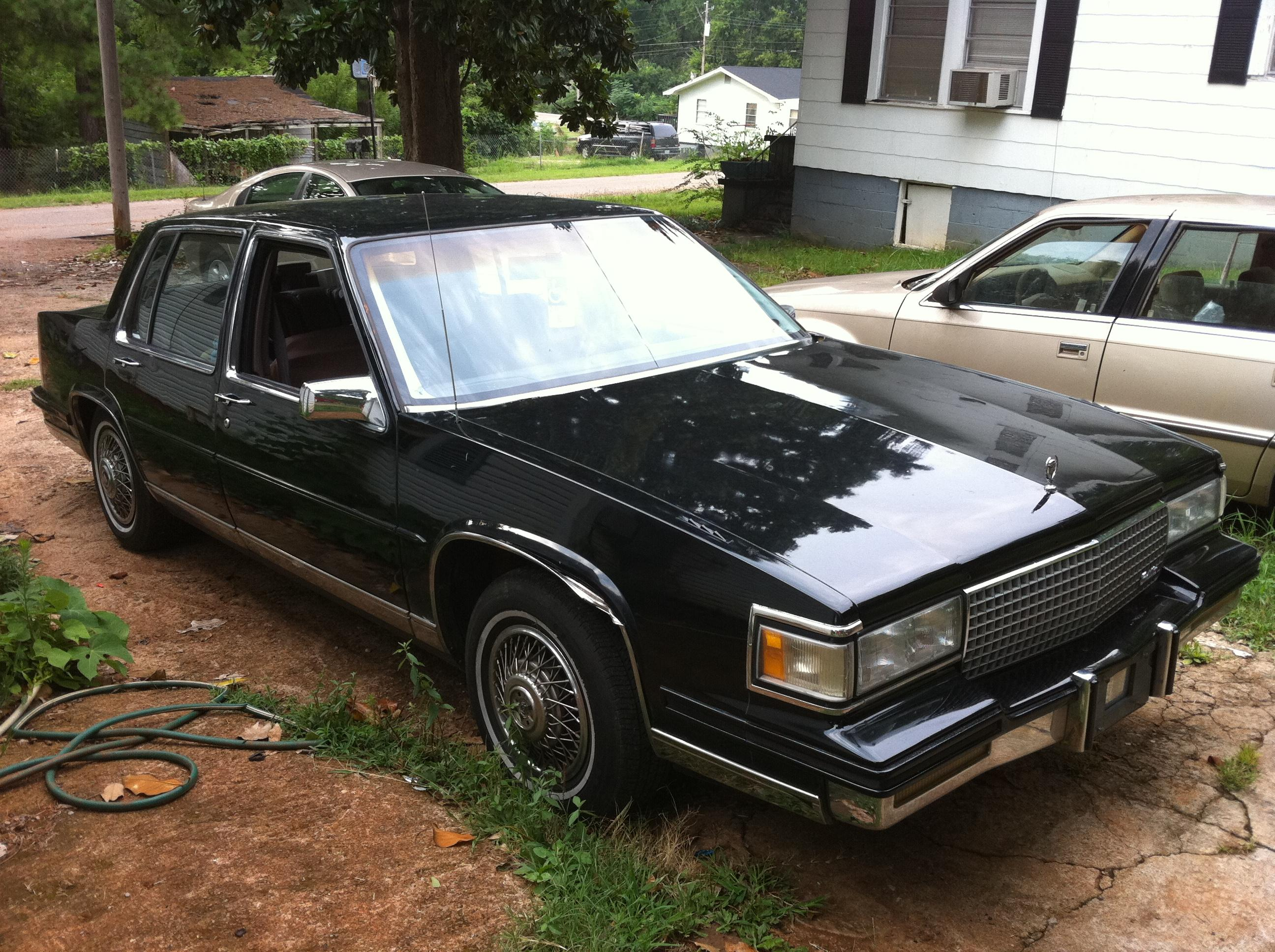 Another BOOGEYMAN4 1988 Cadillac DeVille post... - 14786906