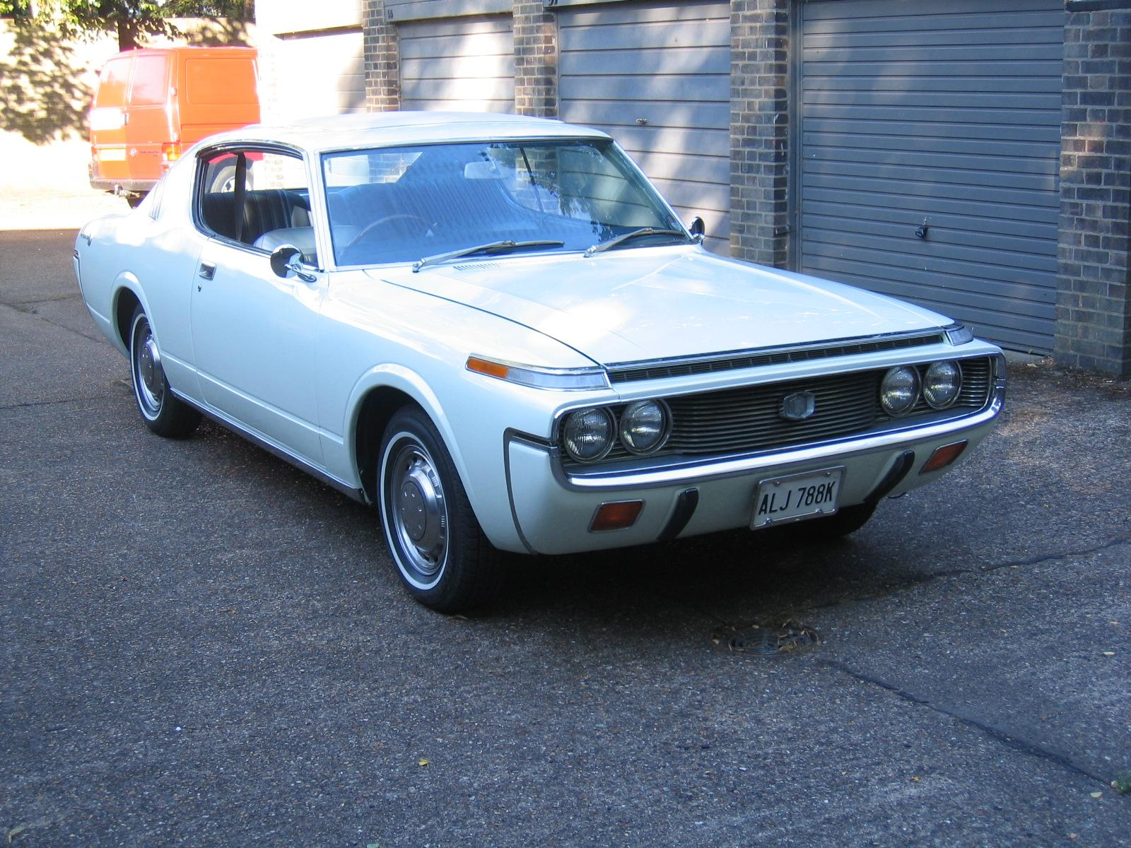 Timcrown 1972 Toyota Crown