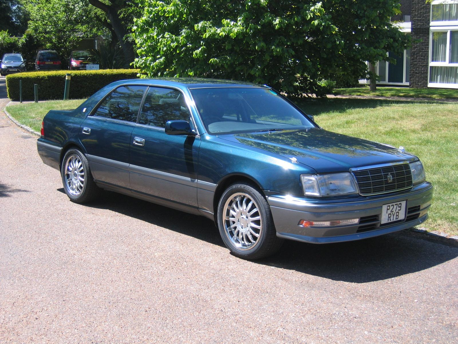 Another Timcrown 1996 Toyota Crown post... - 14790534