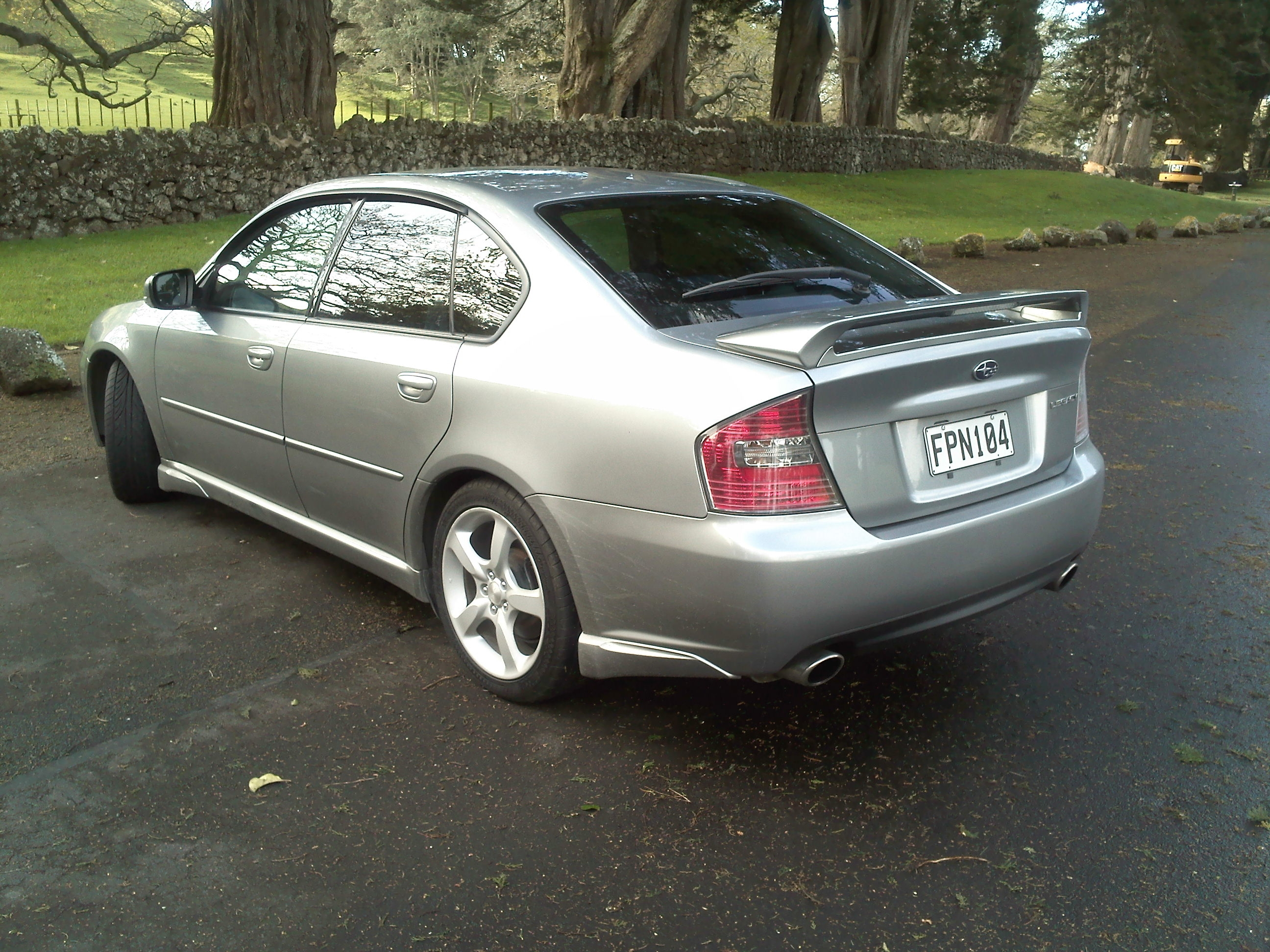 Another nathanking 2004 Subaru Legacy post... - 14791140
