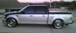 Bossnup72s 2003 Ford F150 SuperCrew Cab