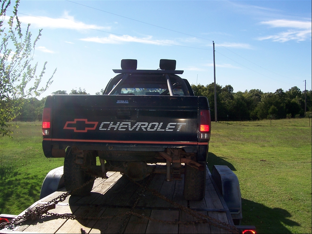 S10 Baja http://www.cardomain.com/ride/3886179/1989-chevrolet-s10-regular-cab/