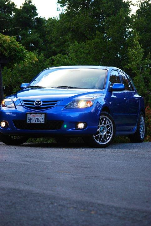 xbryanx 2005 mazda mazda3s hatchback 4d specs photos. Black Bedroom Furniture Sets. Home Design Ideas