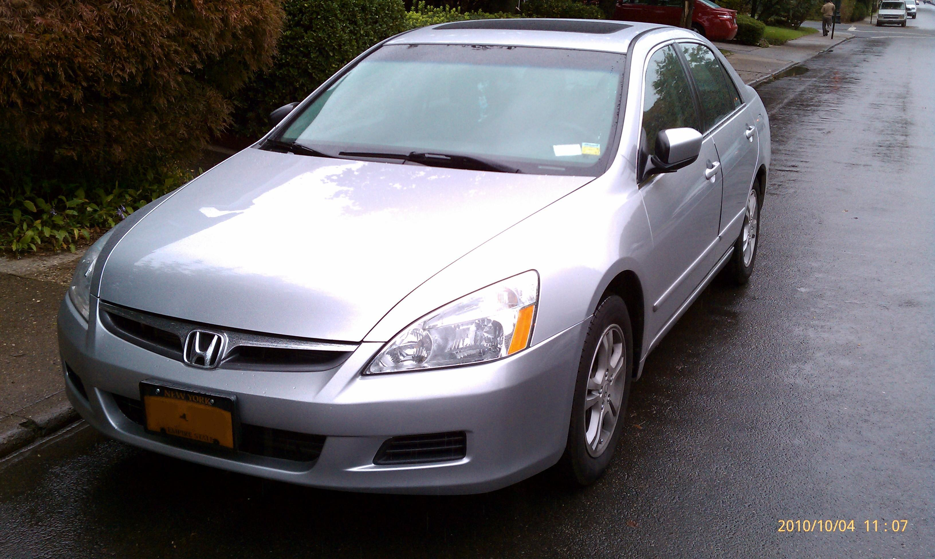 MrSmiff 2007 Honda Accord 14791701