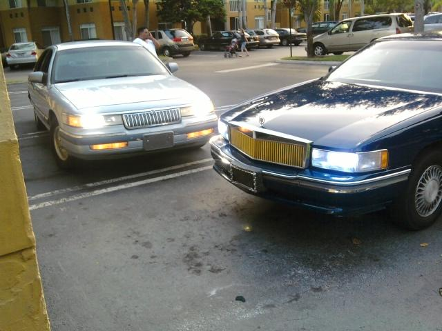 teamswagg 1992 Mercury Grand Marquis