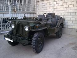 amir_abbass 1953 Jeep Willys