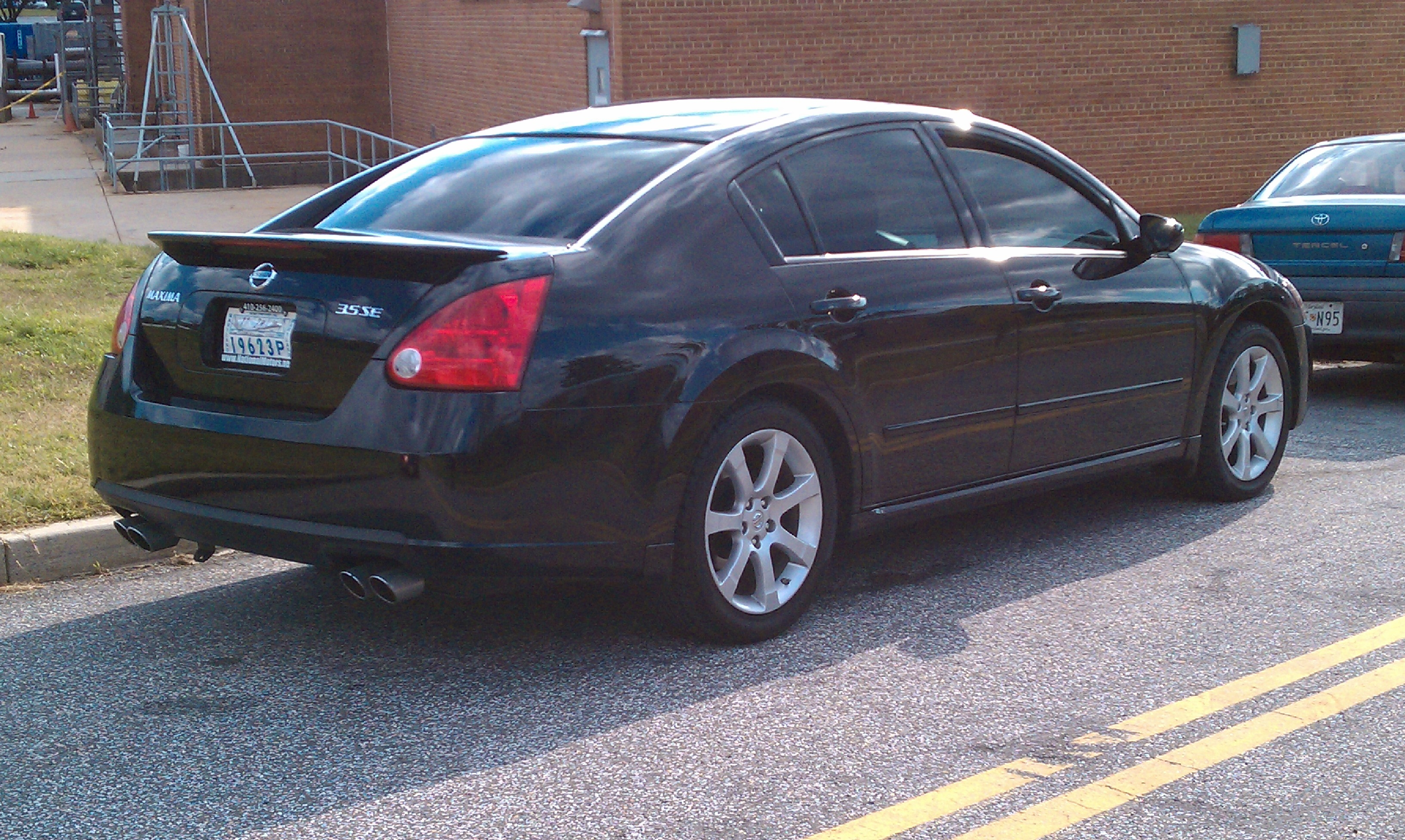 Another EB_Does_It 2008 Nissan Maxima post... - 14793345