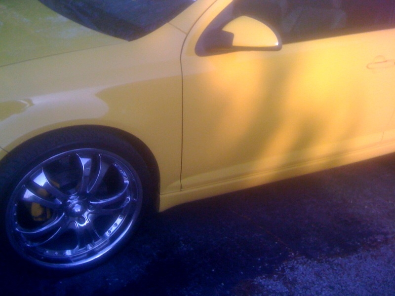 YellowSS2006 2006 Chevrolet Cobalt 14794682