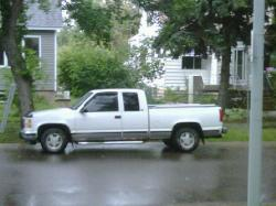 scores 1996 GMC 2500 Extended Cab & Chassis
