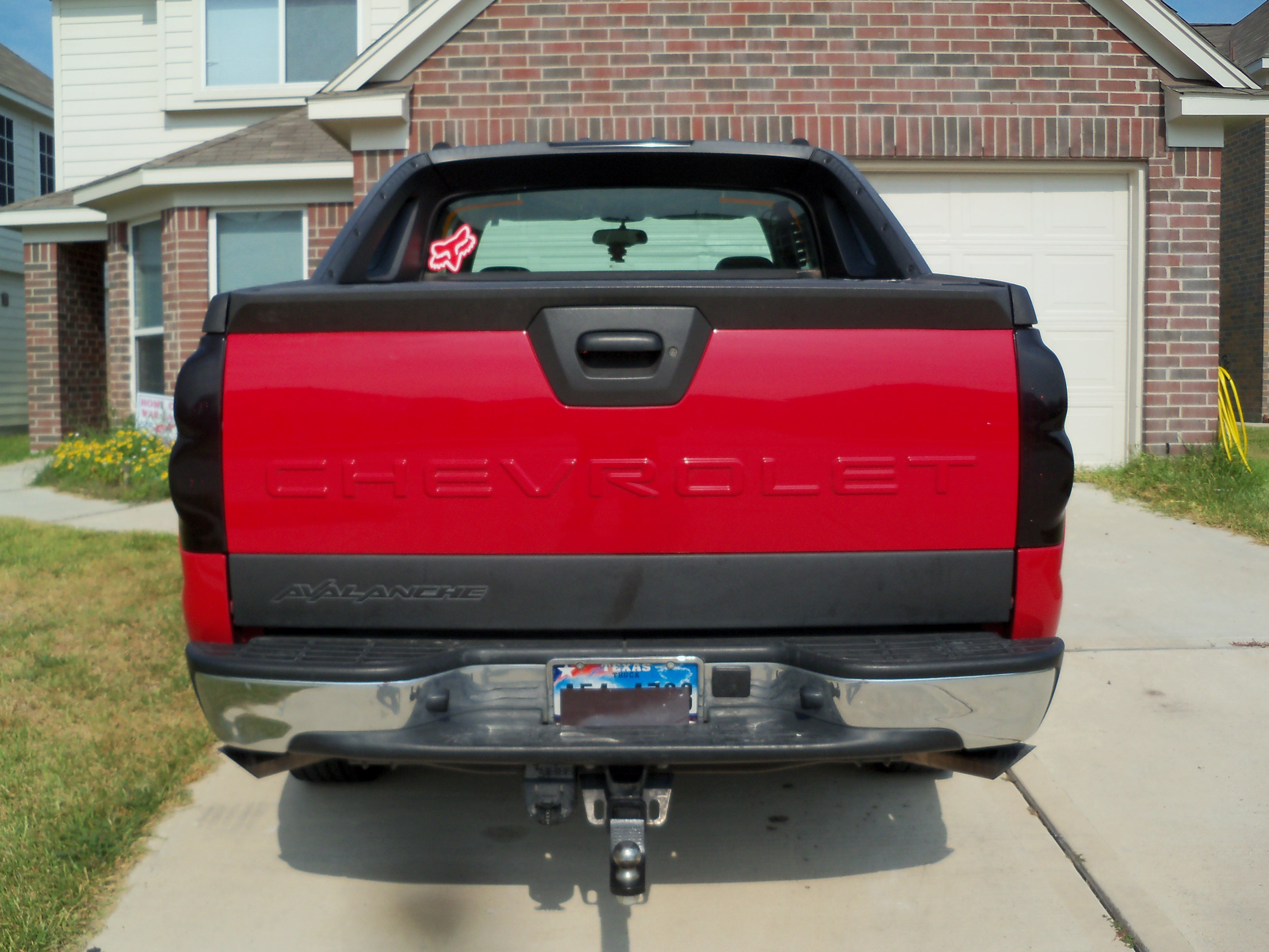 Another Cookie_22 2004 Chevrolet Avalanche 1500 post... - 14795973