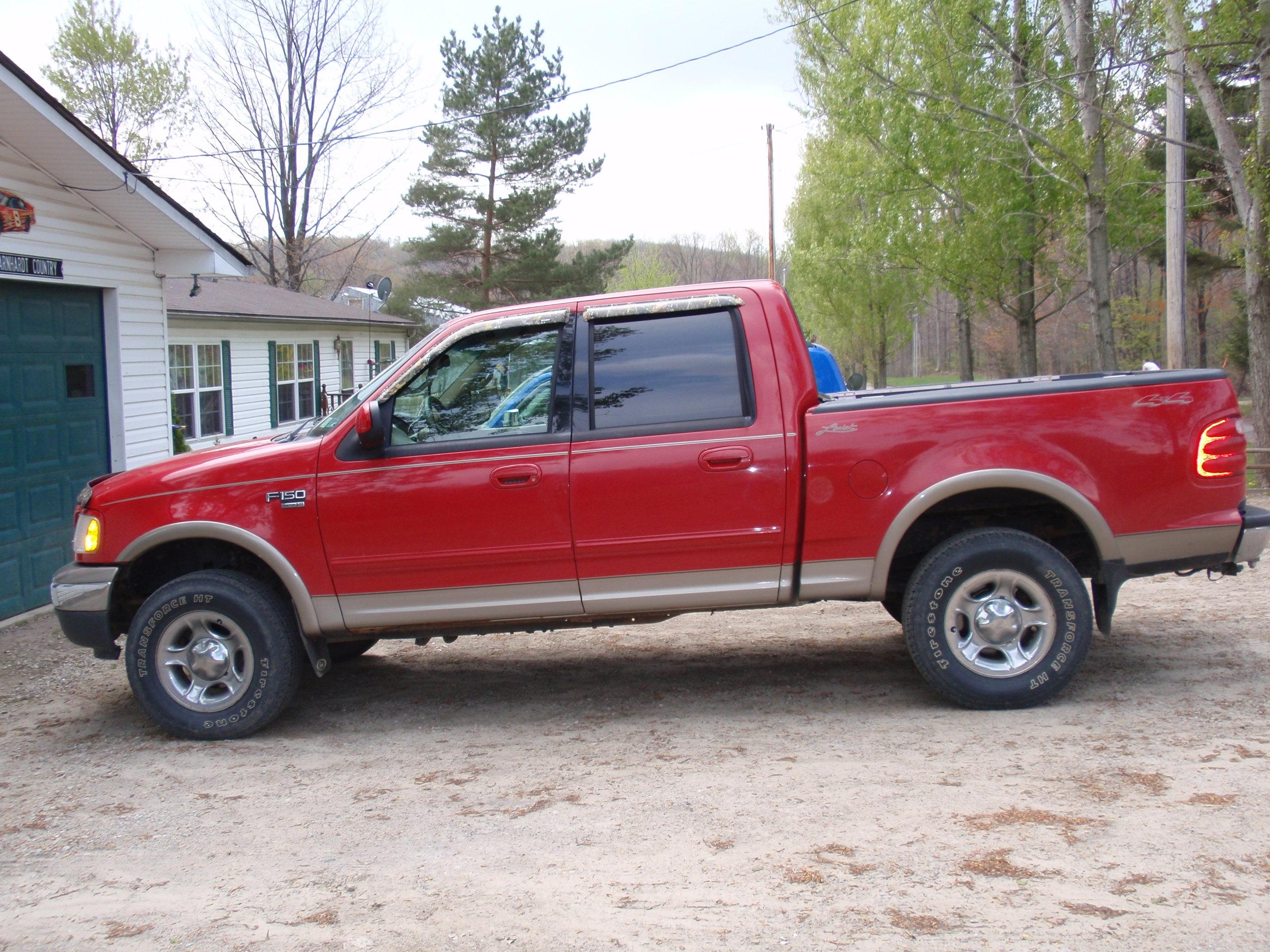 2001 Ford F 150 Supercrew Cab >> Fordtoy01 2001 Ford F150 Supercrew Cabshort Bed 4d Specs