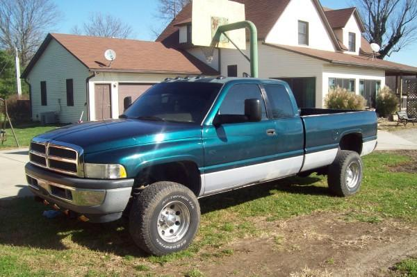 Fearthedeere 1996 Dodge Ram 2500 Club Cablong Bed Specs Photos