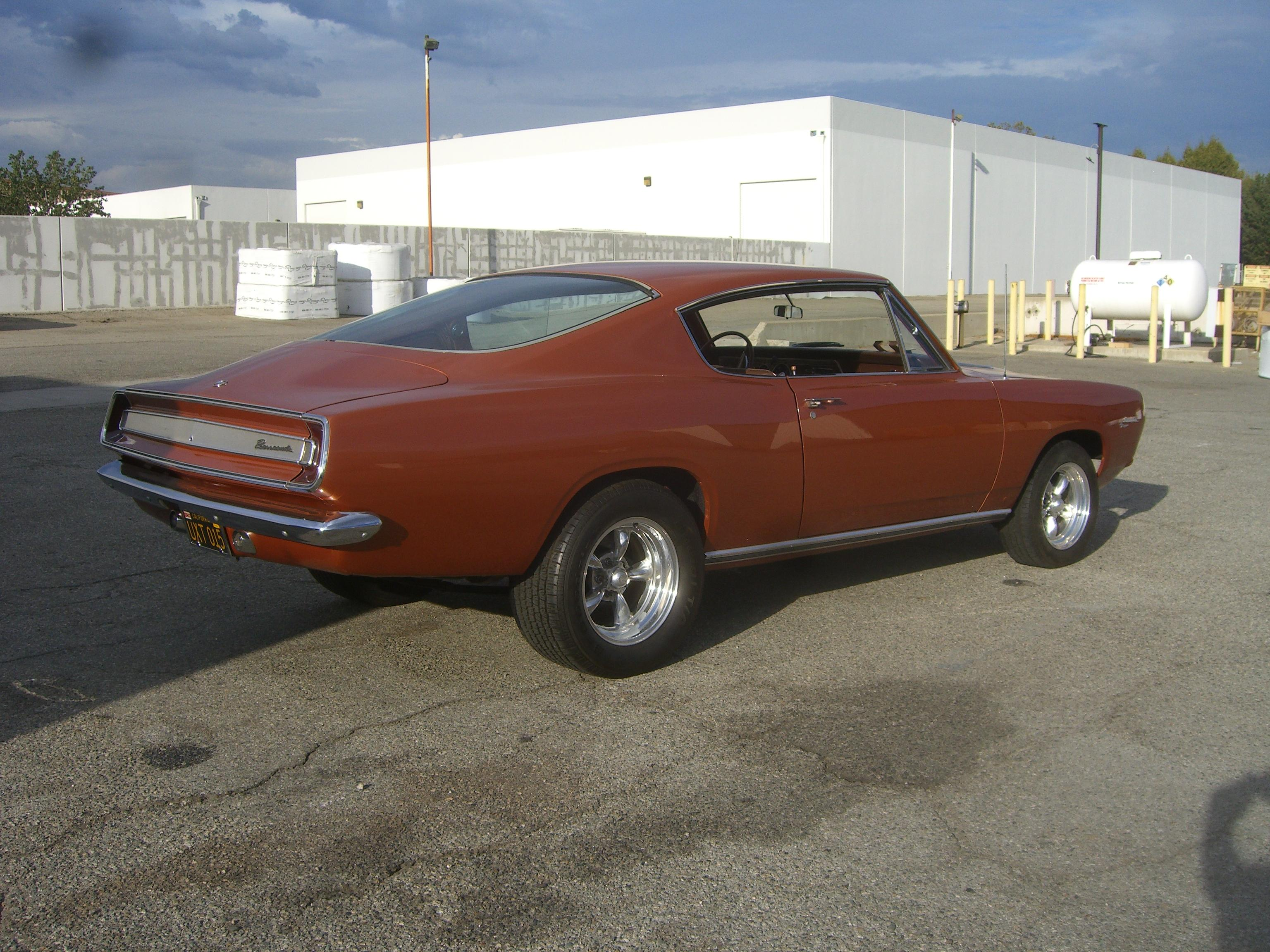 1967 plymouth barracuda craigslist autos post for Used fish finders craigslist
