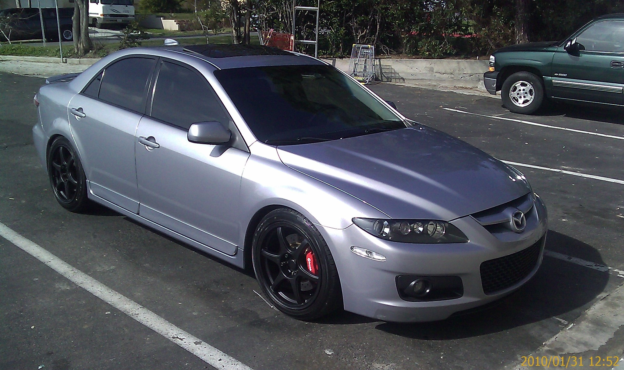 rmedina11 2007 mazda mazda6mazdaspeed6 grand touring sedan 4d specs photos modification info. Black Bedroom Furniture Sets. Home Design Ideas
