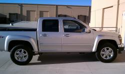 Nyrfaninslcs 2010 Chevrolet Colorado Crew Cab
