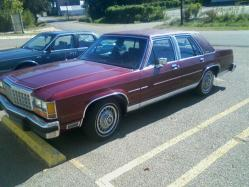 86LTDCrownVs 1986 Ford LTD Crown Victoria