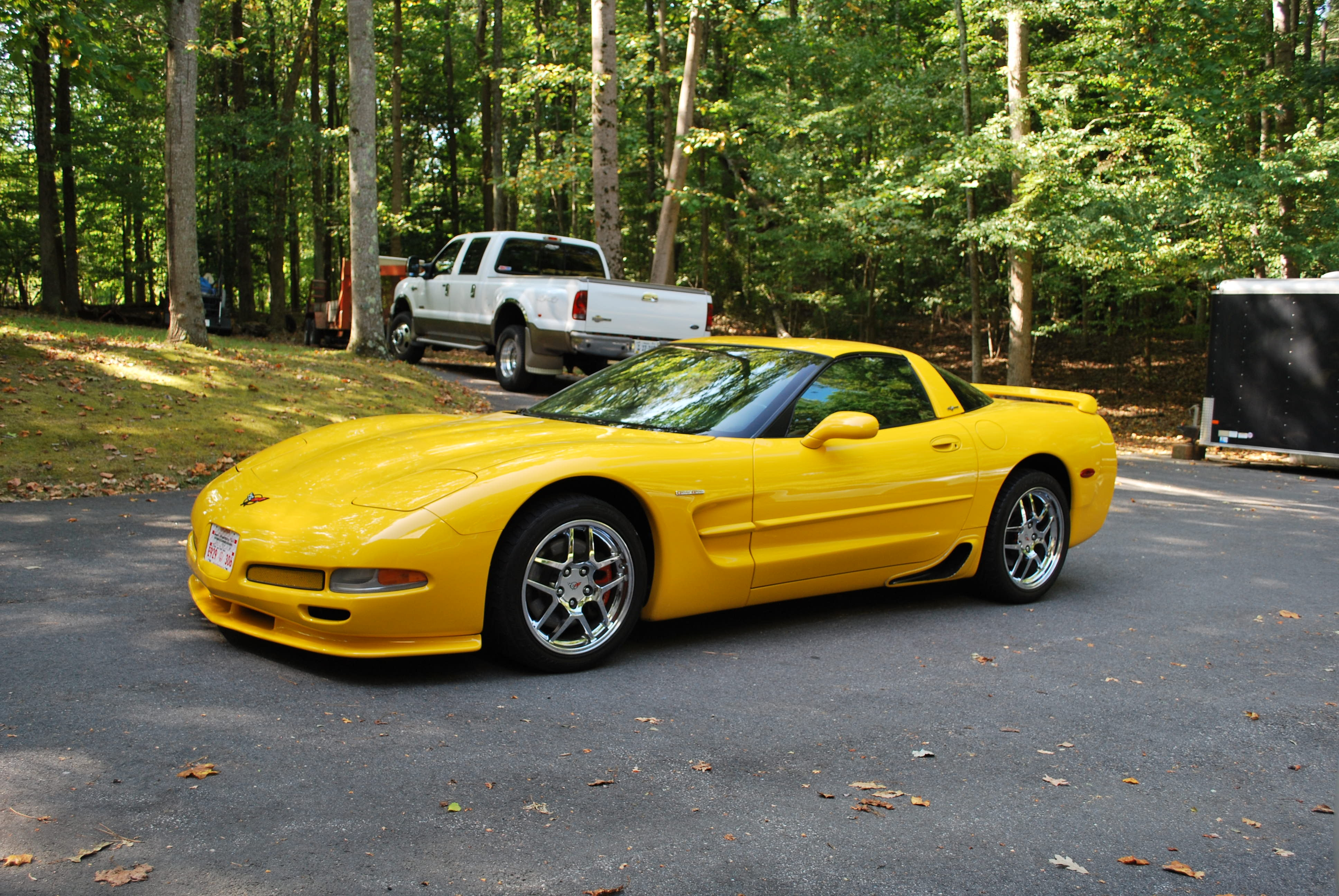 Another trikstealth 2001 Chevrolet Corvette post... - 14797241
