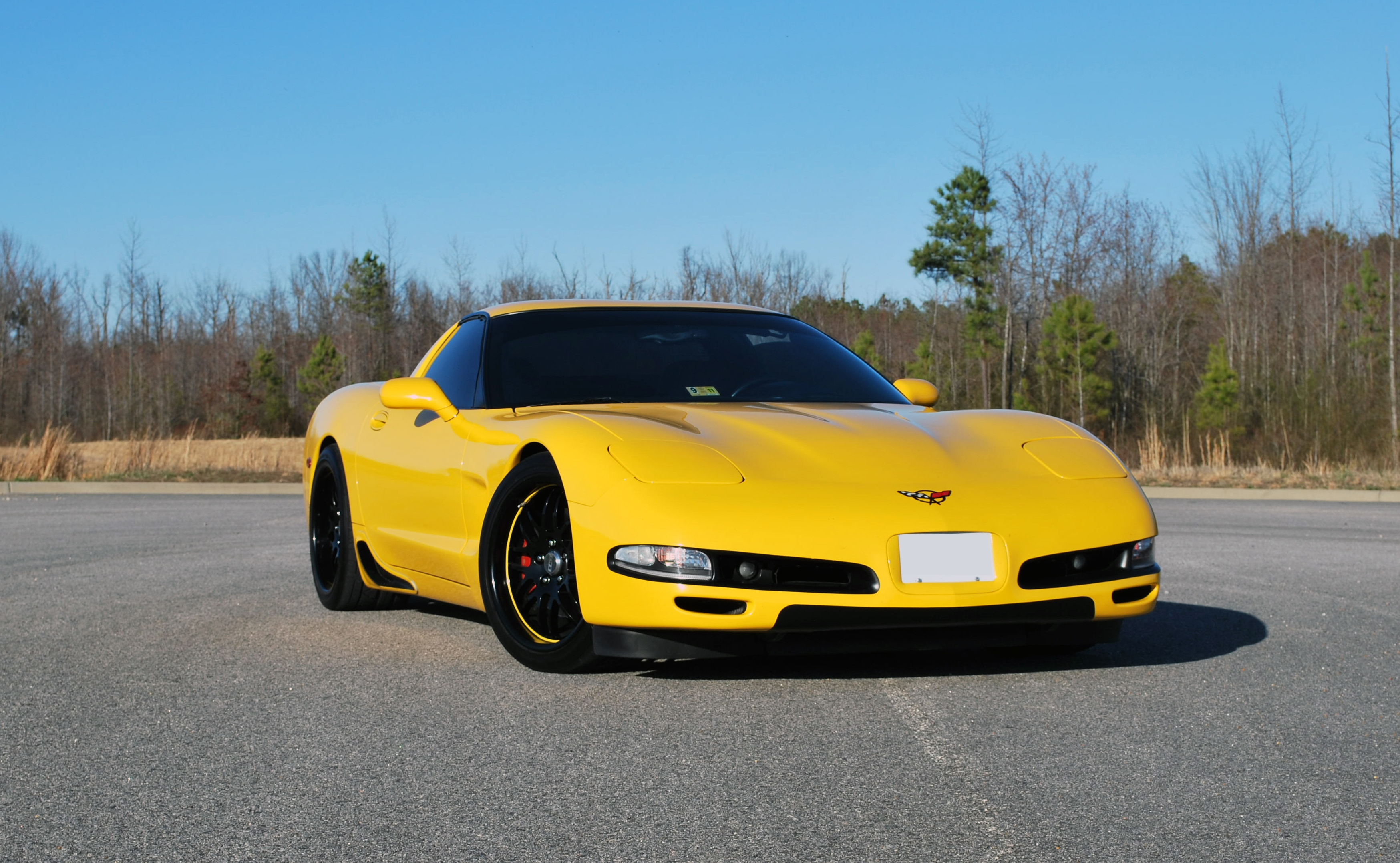 Another trikstealth 2001 Chevrolet Corvette post... - 14797311