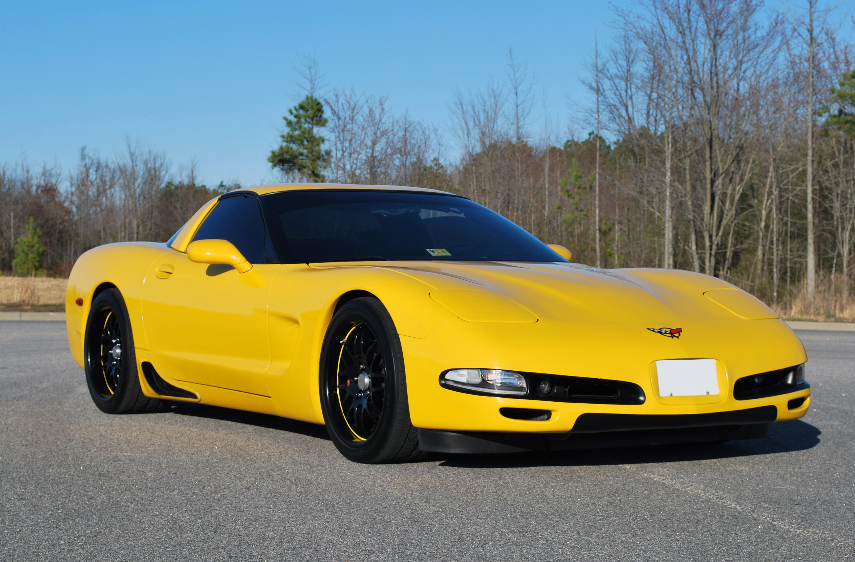 Another trikstealth 2001 Chevrolet Corvette post... - 14797312