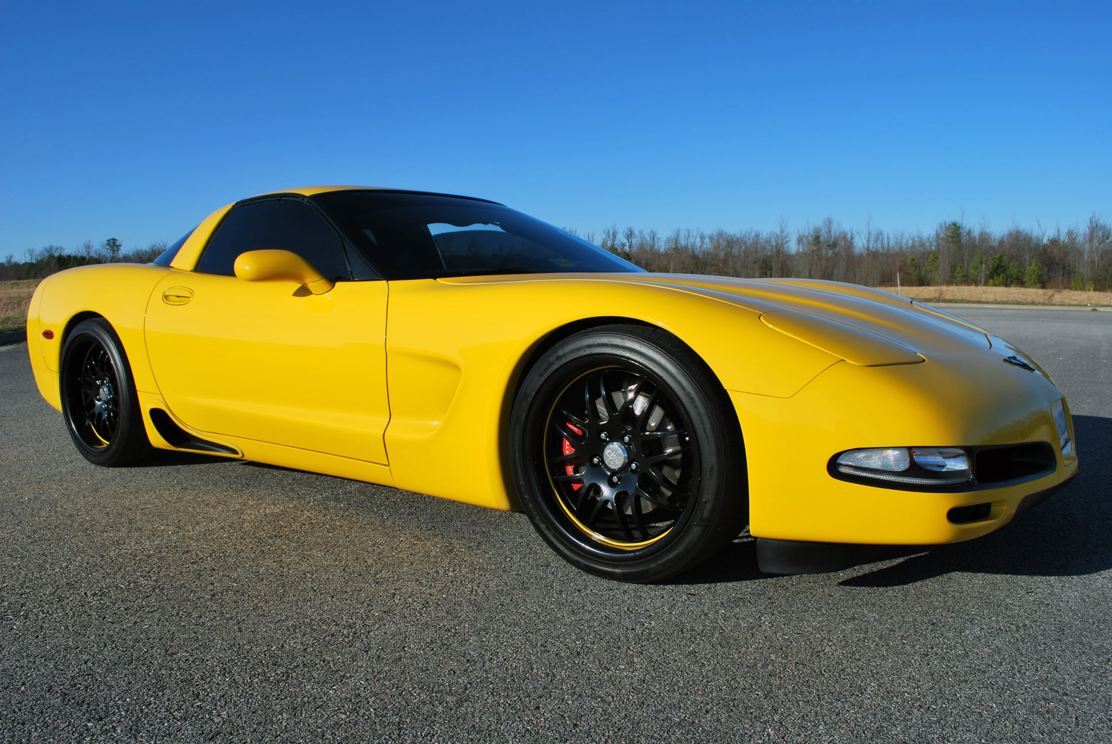 Another trikstealth 2001 Chevrolet Corvette post... - 14797322