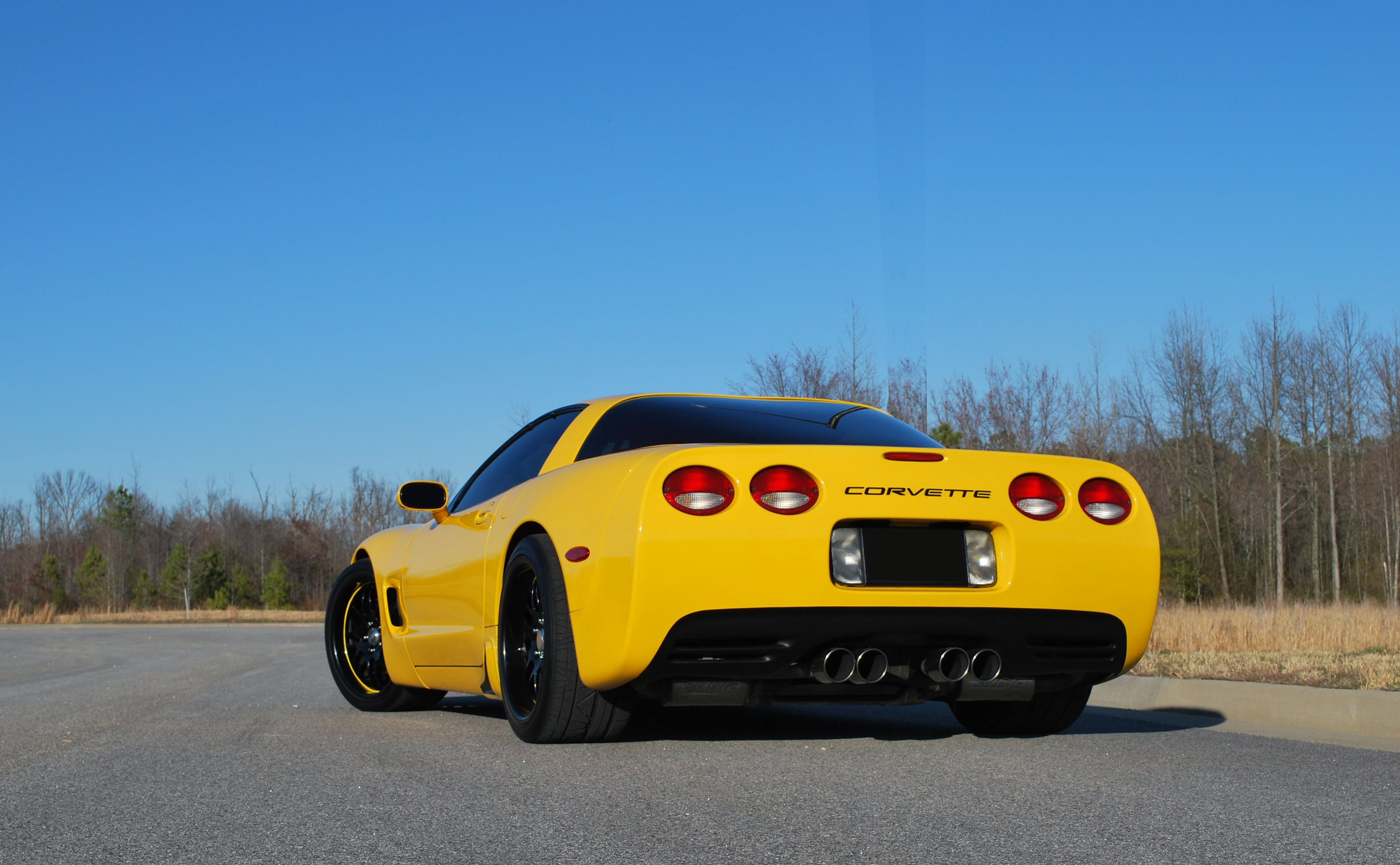 Another trikstealth 2001 Chevrolet Corvette post... - 14797323